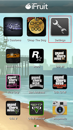 How to Use iFruit for Multiple Platforms on GTAV - Rockstar Games